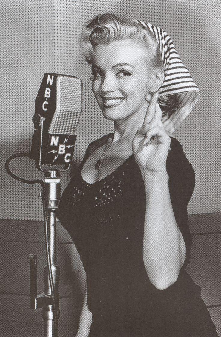 marilyn radio